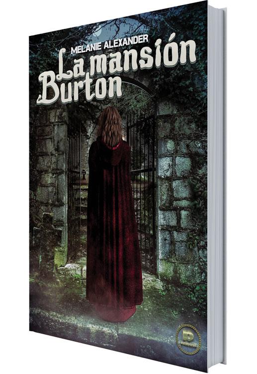 Resultado de imagen de LA MANSIÓN BURTON libro melanie